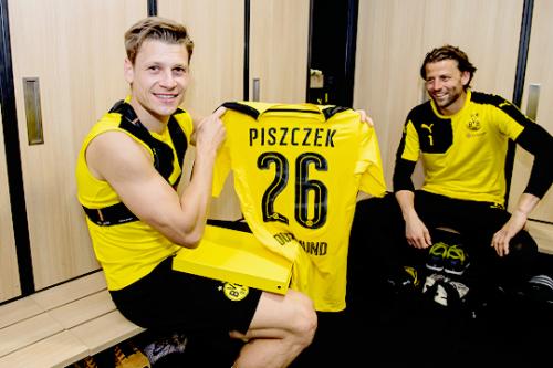 Les joueurs cette semaine (28/05) (Aubameyang,Reus,Piszczek,Kirch,)