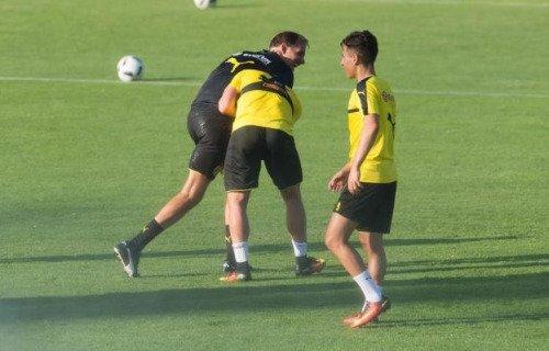 Les joueurs cette semaine (12/08) (Kagawa,Reus,Ramos,Aubameyang,Gotze)