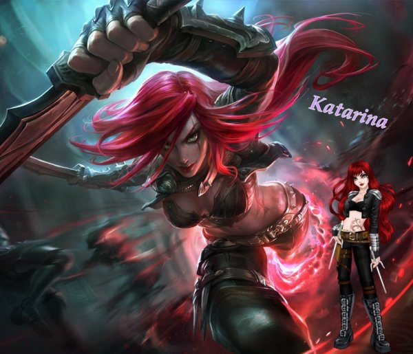 Katarina - League of Legend