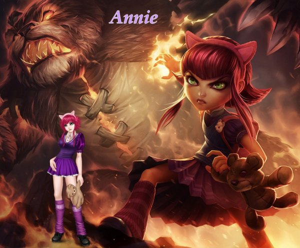 Annie - League of Legends