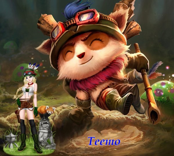 Teemo - League of Legends