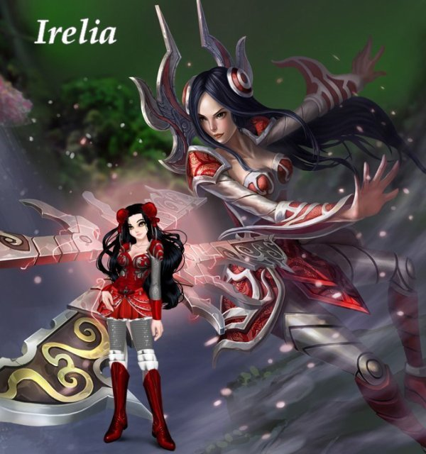 Irellia - League of Legends