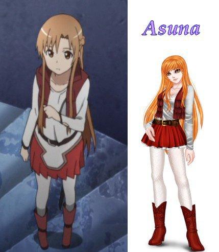 Asuna - Sword Art Online