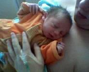 mon premier bonheur : la naissance de younes