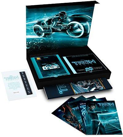 Tron Legacy Blue-Ray