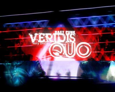Daft Punk-Veridis Quo