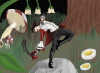 The Mad Hatter in Wonderland