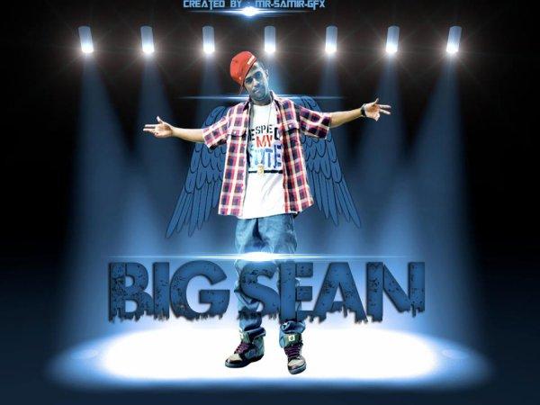 Big sean  Copyright 2011 By : Mr-samir-Gfx
