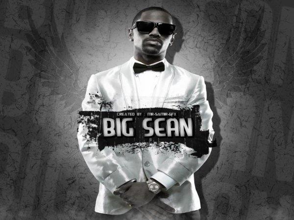 Big  sean  Copyright 2011 By : Mèstèr sàmir Gfx