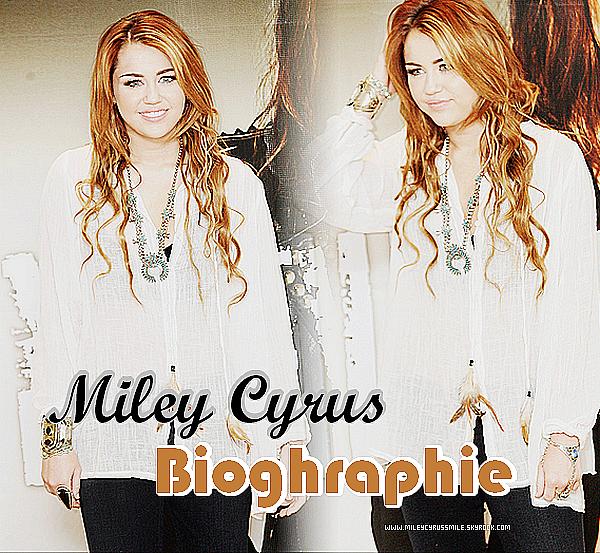 Bienvenue sur MileyCyrusSmile