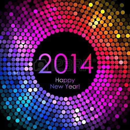 Happy New Year & Bonne Annee 2014