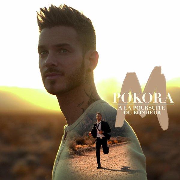 """M.Pokora - L'Album -  """" A La Poursuite Du Bonheur """""""