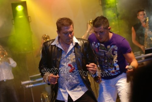 Franck et Yann