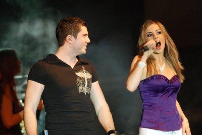 Photo duo: Mélanie et Yann