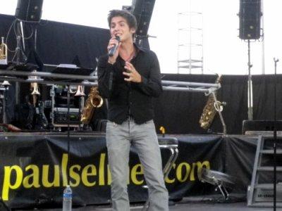 Paul Selmer soutient les jeunes talents