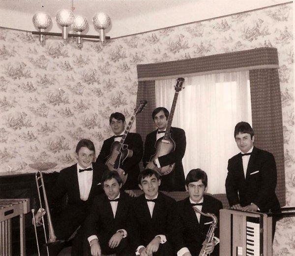 Les débuts de l'orchestre Paul Selmer... souvenirs des anciens!