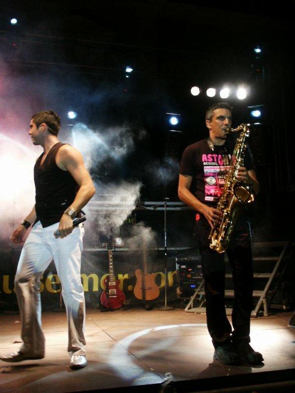 Yannick. été 2009