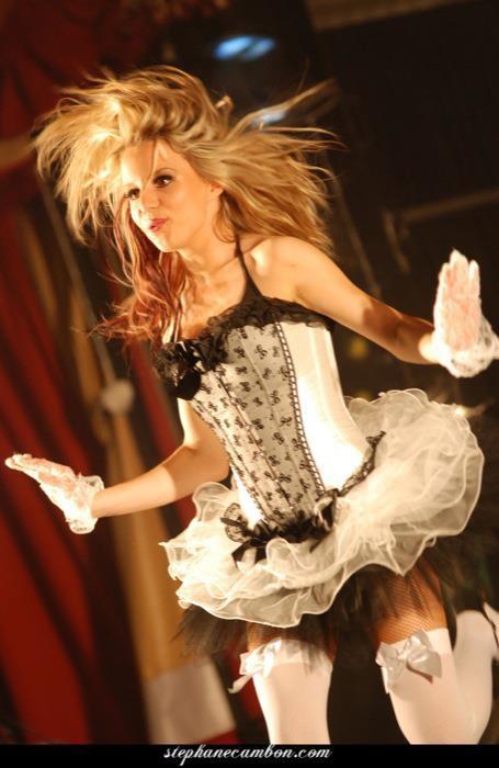 Les danseuses, Hiver 2012