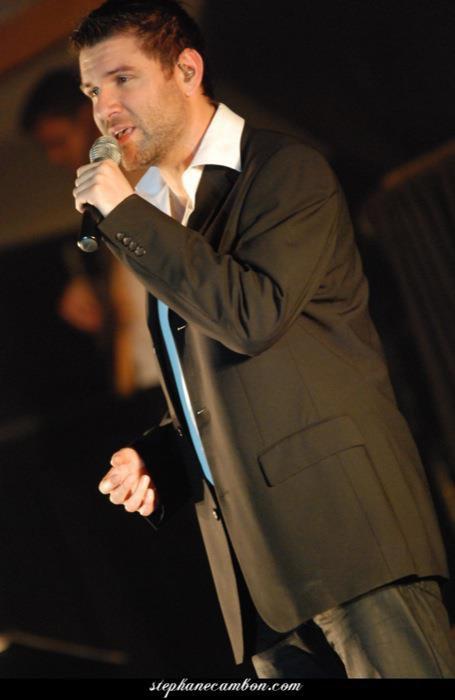 Les chanteurs et chanteuses, hiver 2012