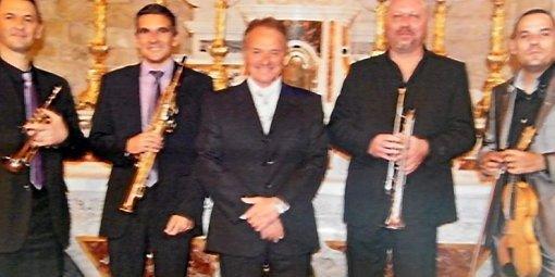 Mai 2012, Paul Selmer a offert un grand concert de musique sacrée