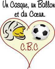"""Paul Selmer avec """"Un casque, Un Ballon et du Coeur"""", Valras-Plage"""