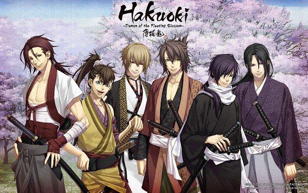 Anime: Hakuouki Shinsengumi Kitan/Hekketsu-Roku/Sekka Roku