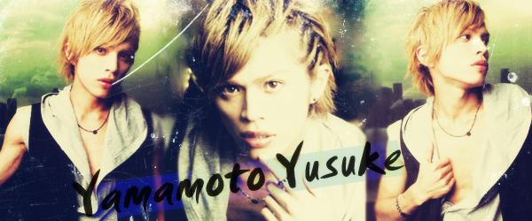 Personnalité: Yamamoto Yusuke