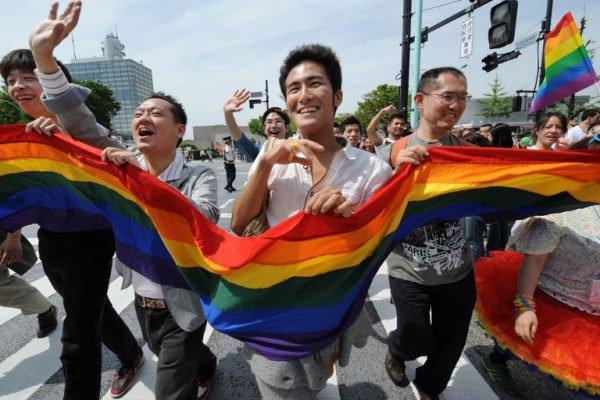 Homosexualité au Japon