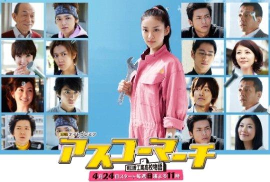 Drama: Asuko March !