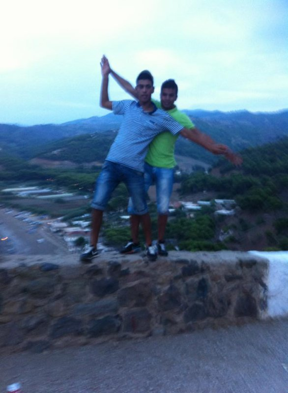 Avec mon ami <3