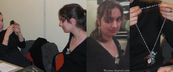 ■ [ Mercredi 9 Décembre 2009 ]Ma rencontre avec Margaret Stohl Les Photos