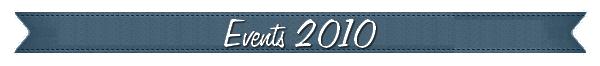 ■ [ Evènements ]  Retour en 2010