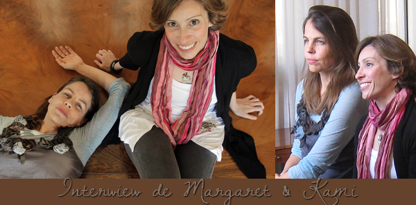 ■ [ INTERVIEW ]  Margaret & Kami pour NextMovie.com