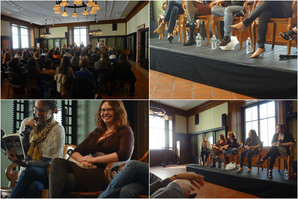 ■ [ Evènements ]  Margaret Stohl au NYC Teen Author Festival Panel