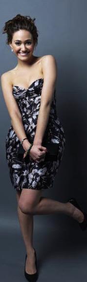 ■ [ Emmy Rossum ]  LiveChat, Récapitulatif