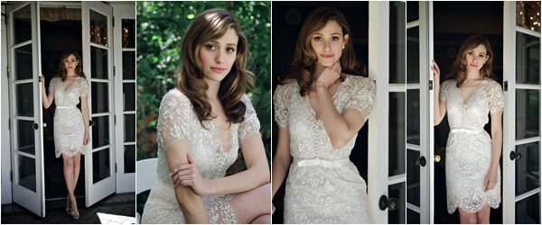 ■ [ PhotoShoot ]  Emmy Rossum