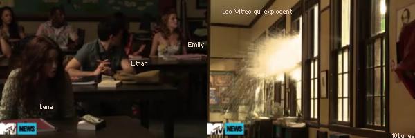 ■ [ On The Set ]  Review de la vidéo de MTV