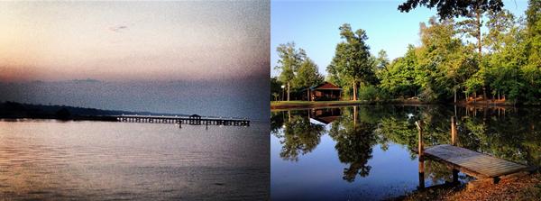■ [ Tournage ]  Emmy poste des photos de la Louisiane