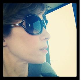 ■ [ Kami Garcia ]  En Route pour le Tournage !