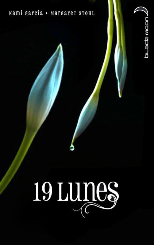 ■ [ 19 Lunes ]  Couverture française !