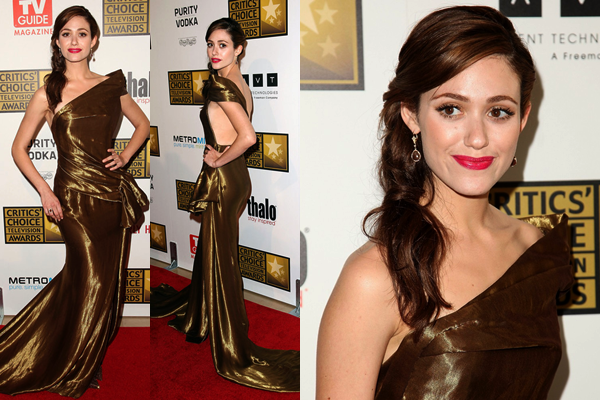 ■ [ Events 2012 ]  Emmy au Critics Choice Awards