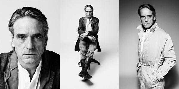 ■ [ PhotoShoot ]  Jeremy Irons