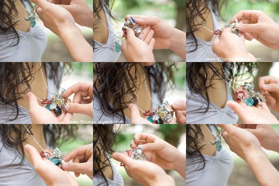 ■ [ FanArt]  Le Collier de Lena par Vania