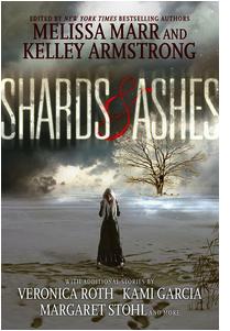 """■ [ Auteurs ]  Une nouvelle de Margaret & de Kami dans """"Shards & Ashes"""""""