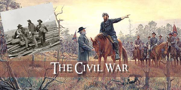 ■ [ L'univers des romans ]  La Guerre de Sécession