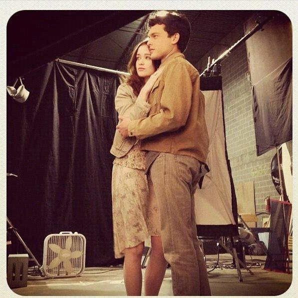 ■ [ Film ]  Nouvelle photo d'Ethan & Lena !