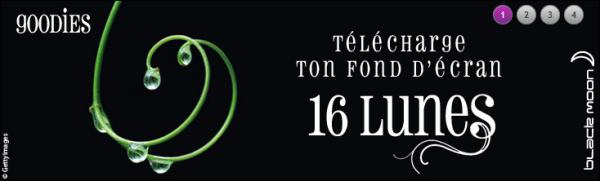 ■ [ 16 Lunes ]  Télécharge ton fond d'écran 16 lunes