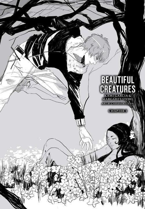 ■ [ Beautiful Creatures Graphic Novel ]  Une nouvelle image, du Chapitre 3