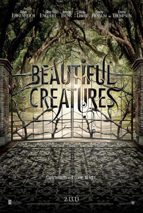■ [ Sublimes Créatures ]   Affiche Officielle