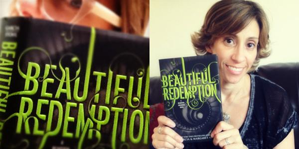 ■ [ Beautiful Redemption ]  Margaret et Kami ont leurs exemplaires de Beautiful Redemption !